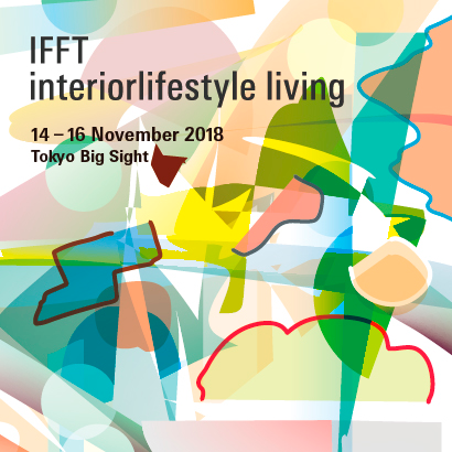 11/14(水)~16(金)IFFT / Interior Lifestyle Living に出展します